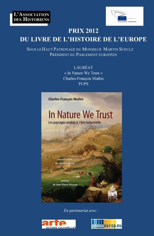 Lauréat 2012: In Nature We Trust - Charles-François MATHIS
